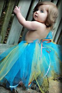 Девочка младенец картинка