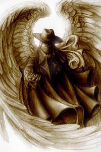 Картинки падший ангел мужчина