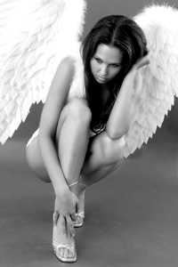 Анимационные аватарки для форума. - Страница 7 21_pretty_sexy_angel_girl