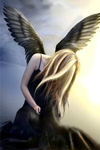 Анимационные аватарки для форума. - Страница 7 22_beautiful_angel_girl