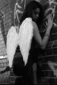 Аватарки для девушек ангелов