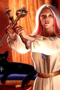 Картинки злая фея